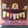 Yellow & Pink Baby Shower w/ Printable Games
