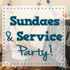 Sundaes and Service Party