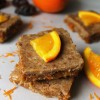 {all raw} Orange Date Bars