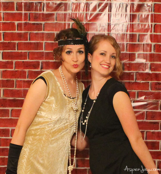 Great ideas for a 1920's Murder Mystery party! @aspenjay.com