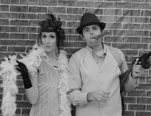 Roaring 1920's party