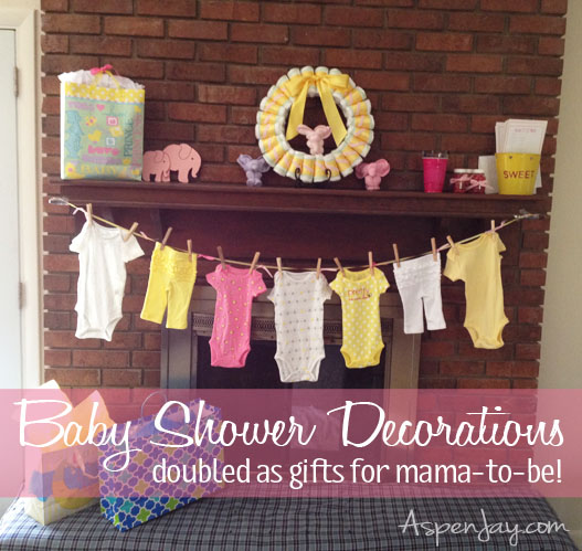Yellow Pink Baby Shower W Printable Games Aspen Jay