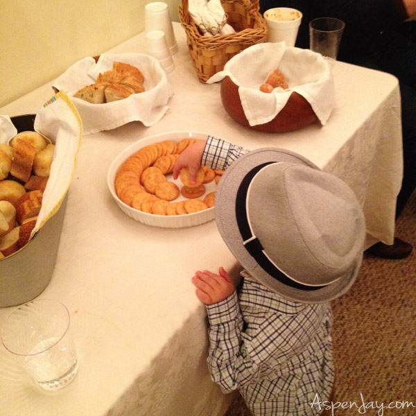 French Cafe Party for national hat day and soup month! Oh I really would LOVE to throw a party like this!!!