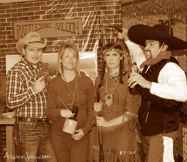 Western Themed Party Ideas