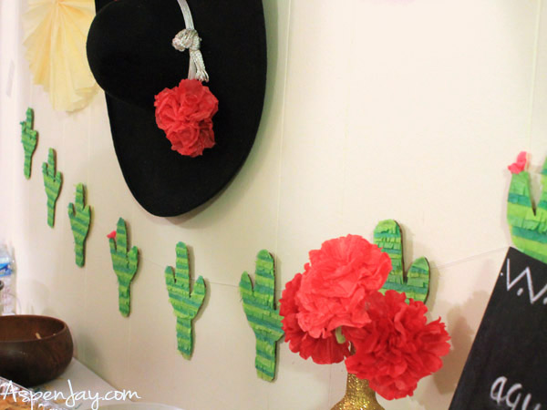 Mexican fiesta party ideas aspen jay fiesta party ideas super cute cheap and easy to make mightylinksfo