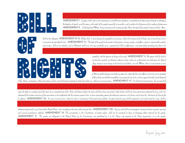 photograph regarding Printable Bill of Rights known as Totally free Monthly bill of Legal rights Printable - Aspen Jay