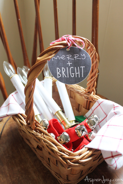 Caroling Party props- what a fun way to get everyone involved and so festive! Great hot chocolate bar ideas as well.
