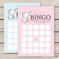 These are so adorable! Free baby bingo cards that are customizable. A great way to get guests involved when the mama-to-be is opening presents. Such a great idea!