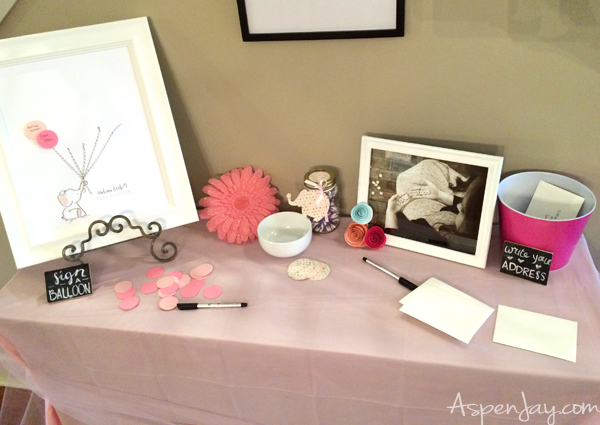 Adorable Diy Ideas For A Pink Elephant Baby Shower!
