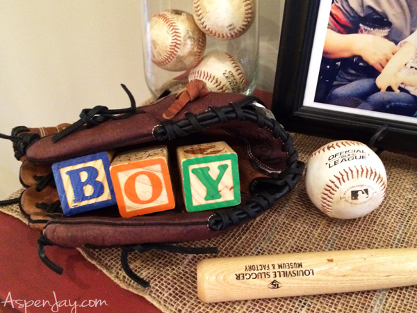 She Even Includes The Super Cute Baseball Themed Baby Shower. Everything Is  Just Perfect! She Even Includes The