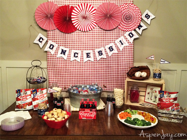 Charming She Even Includes The Super Cute Baseball Themed Baby Shower. Everything Is  Just Perfect! She Even Includes The