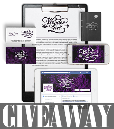*GIVEAWAY of premium logo bundle from Tailor Brands