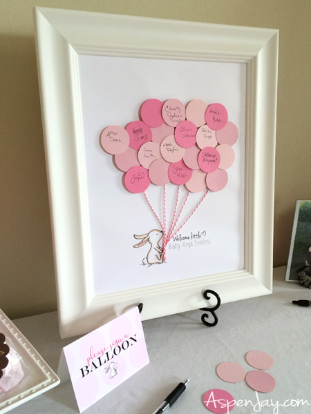 Adorable Baby Shower Ideas! LOVE The Bunny! She Even Gives Away Free  Printables!