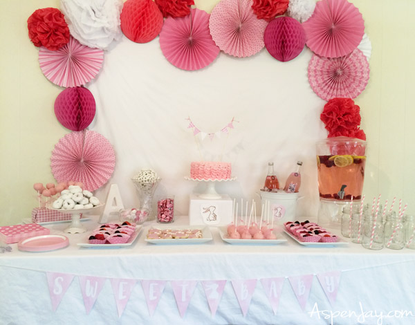 adorable bunny baby shower ideas love the bunny she even gives away