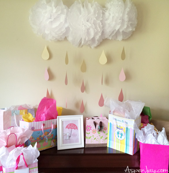 Baby Showers Gifts For Guests: Little Bunny Baby Shower