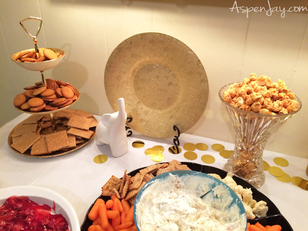 Hosting a White Elephant Bingo Party - Aspen Jay