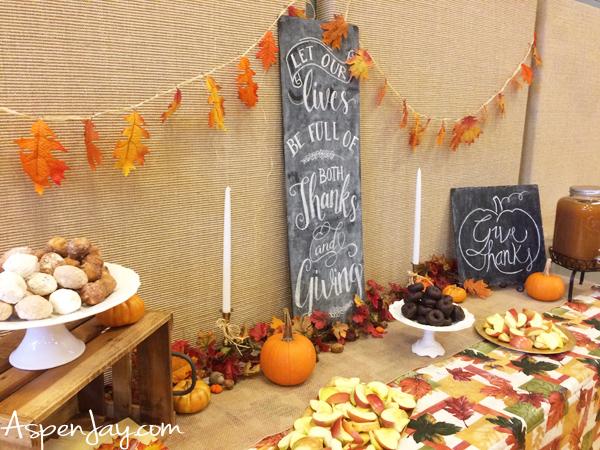 Fun thanksgiving food ideas for a preschool party aspen jay