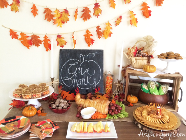 Fun Thanksgiving Food Ideas for a Preschool Party , Aspen Jay